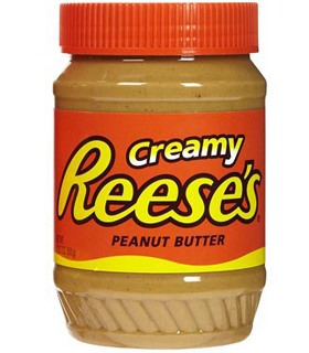Beurre de cacahuète Reese's Crémeux