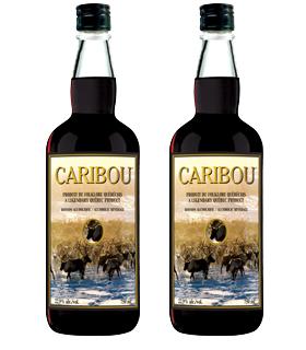 Caribou x2
