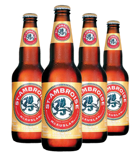 St-Ambroise blonde x4