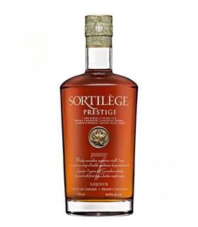 Sortilège Prestige - Whisky à l'érable 7 ans d'âge