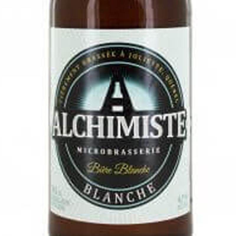 Alchimiste blanche