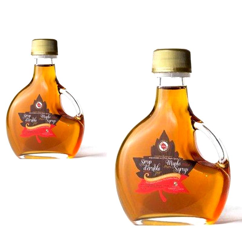 Sirop d'érable bouteille basquaise