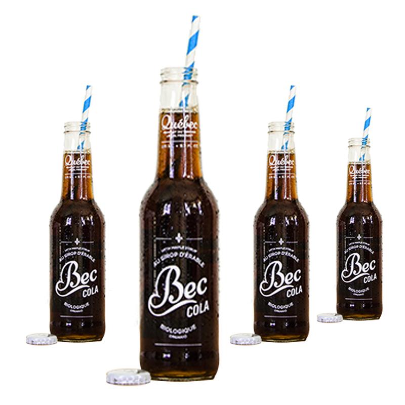 Bec Cola x4