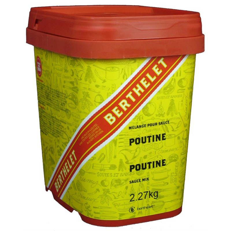 Sauce poutine Berthelet
