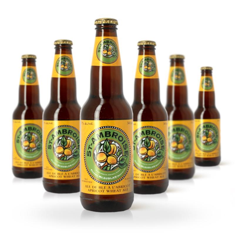 St-Ambroise bière canadienne