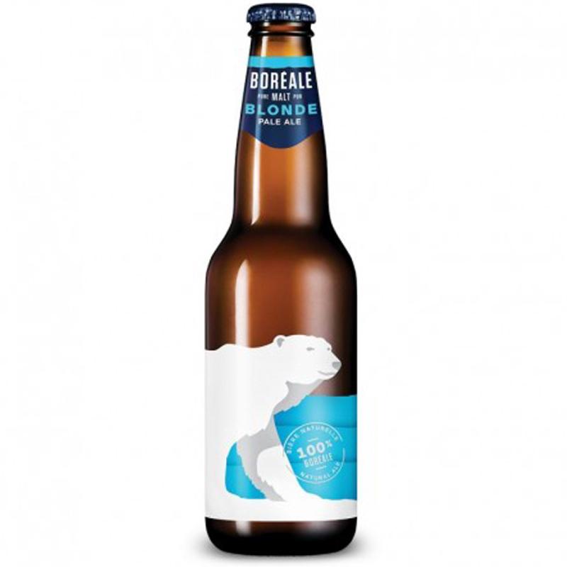 Bière Boréale blonde