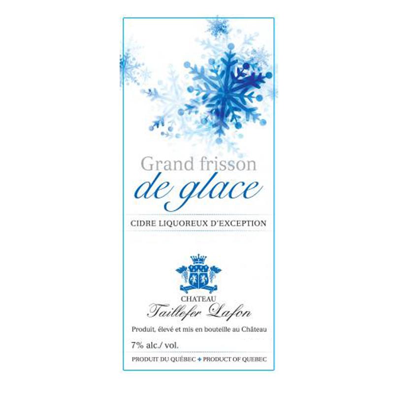 Cidre de glace - Château Taillefer Lafon en France