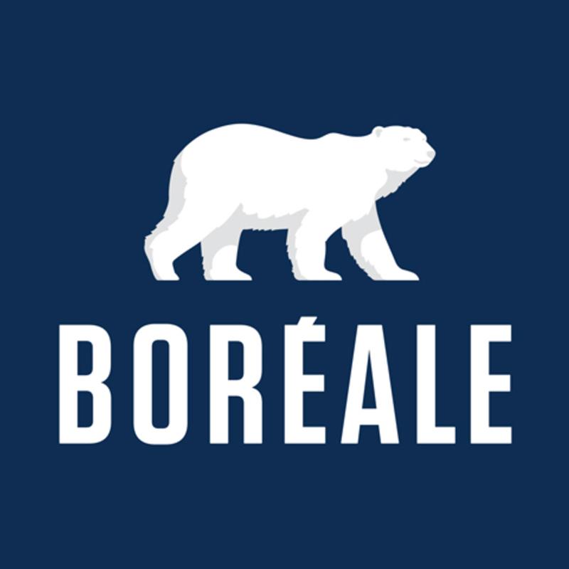 Logo Bière Boréale