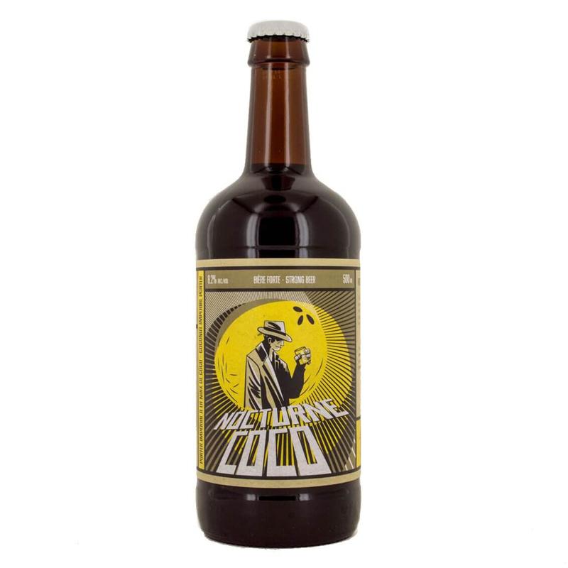 Bière Nocturne Coco