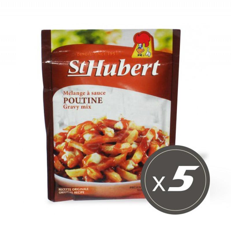 Sauce poutine St-Hubert x5