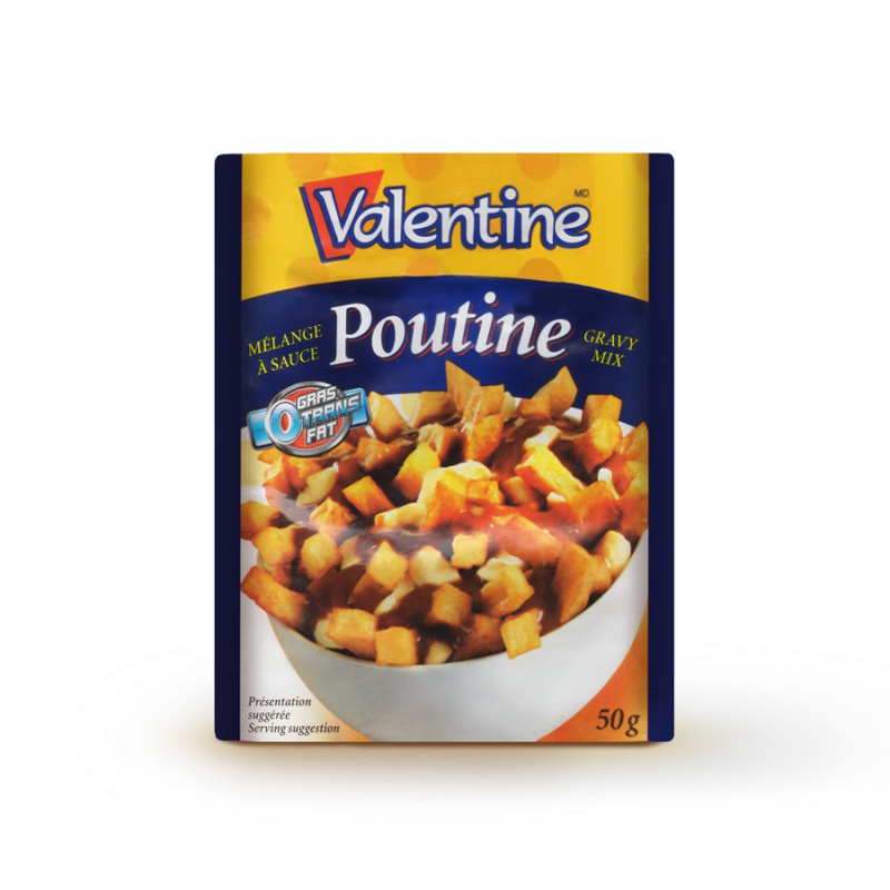 Sauce poutine Valentine