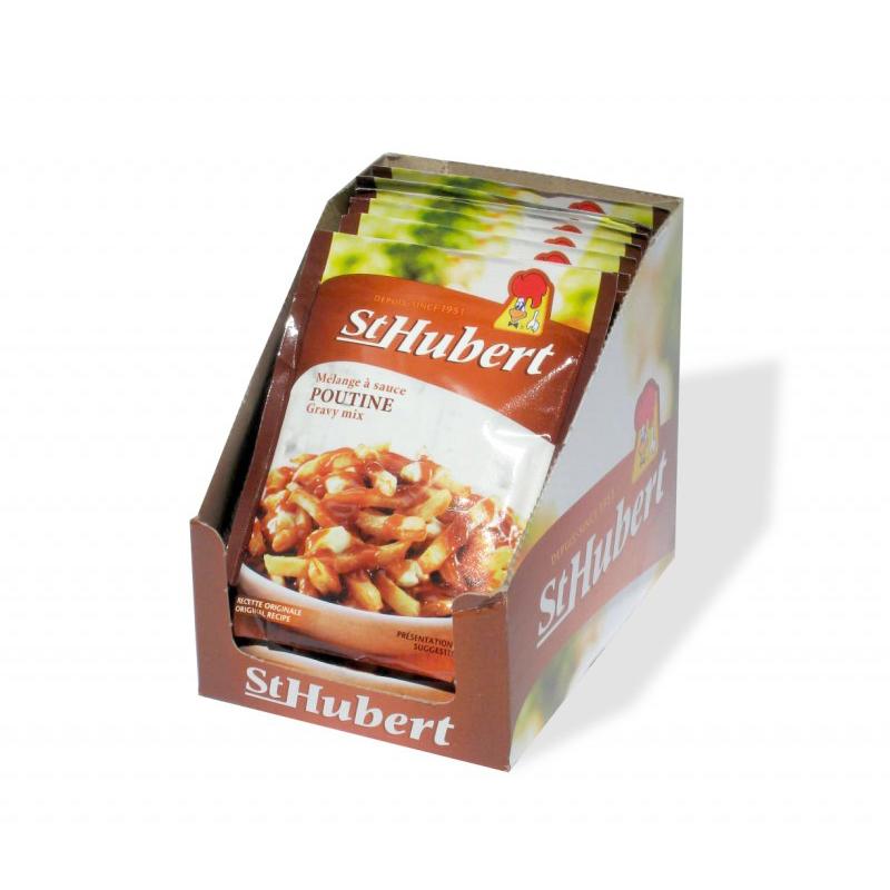 Sauce poutine St-Hubert x12