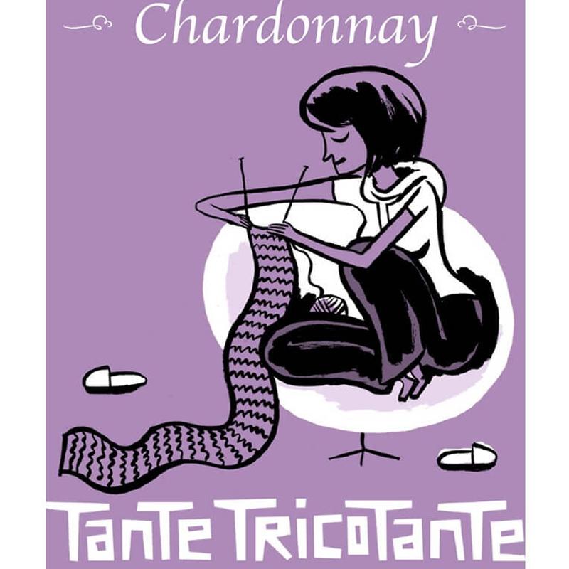 Tante Tricotante Chardonnay