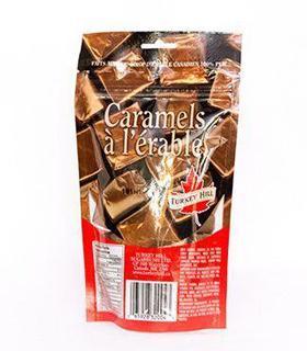 Bonbons caramels à l'érable