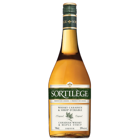 Sortilège whisky à l'érable