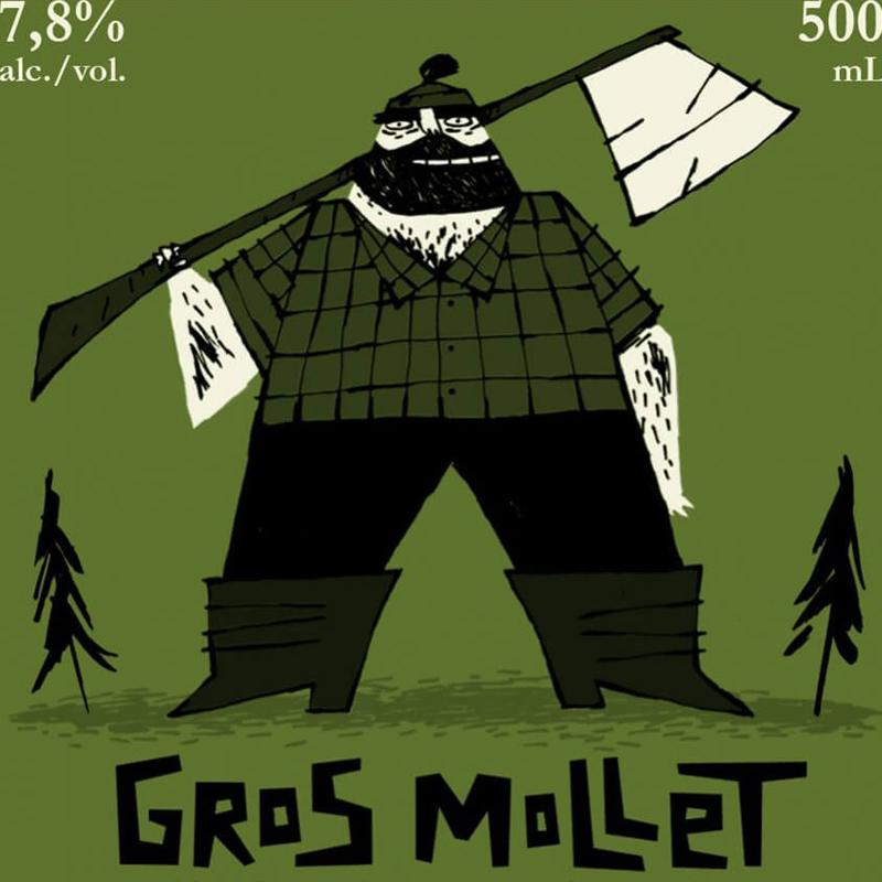 Gros Mollet illustration